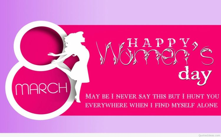 Wishing You Happy International Happy Women's Day Wishes Message Image