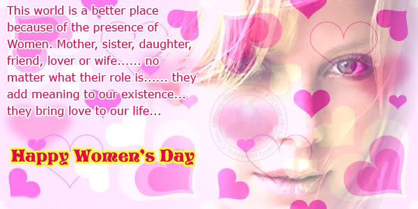 Wishing You Happy Women's Day Wishes Quotes