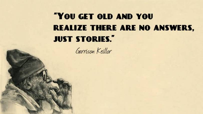 Age Quotes you get old and you realize
