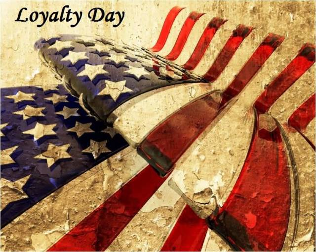 Amazing Loyalty Day Wallpaper
