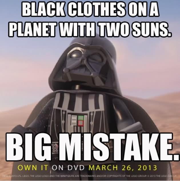 43 Funniest Star War Memes Graphics Images Photos