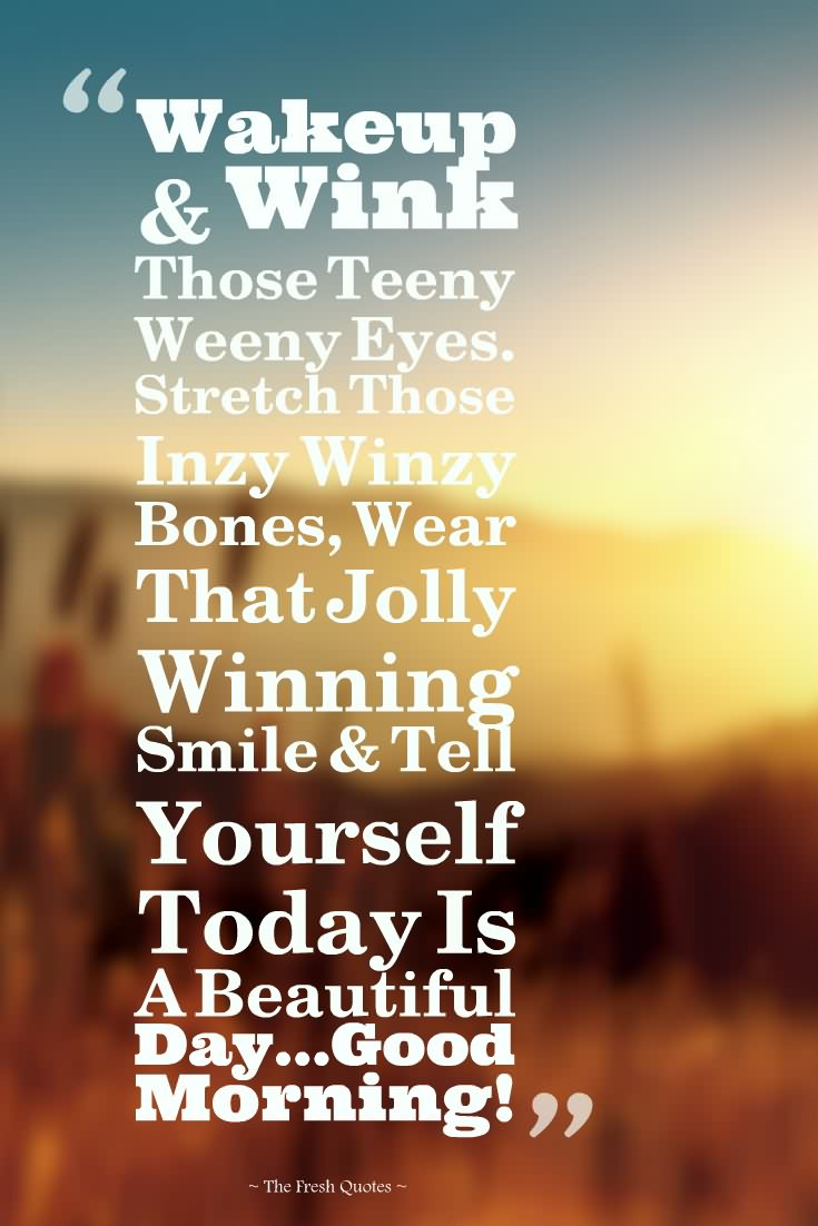 Bright Good Morning Love Quotes