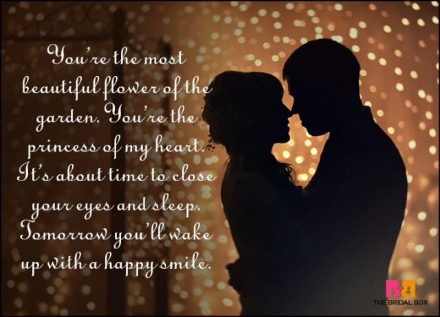Brilliant Good Night Love Quotes