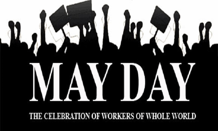 Celebrate Labour Day 1st May Image