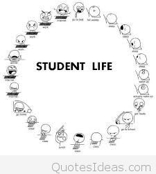 College Quotes Student life