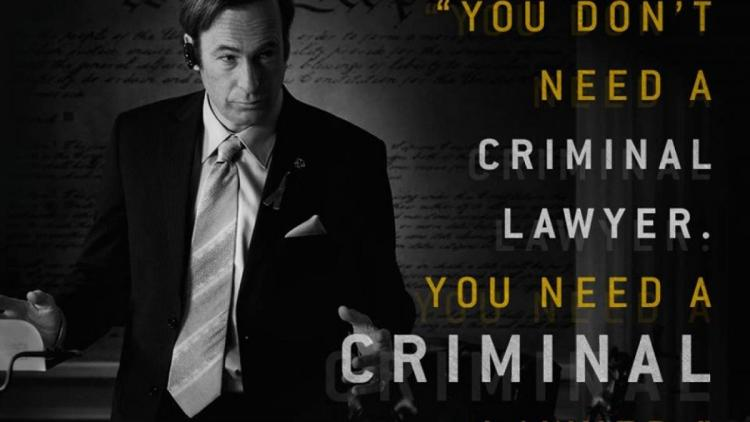 Criminal Quotes You don't need a criminal lawyer you need a criminal