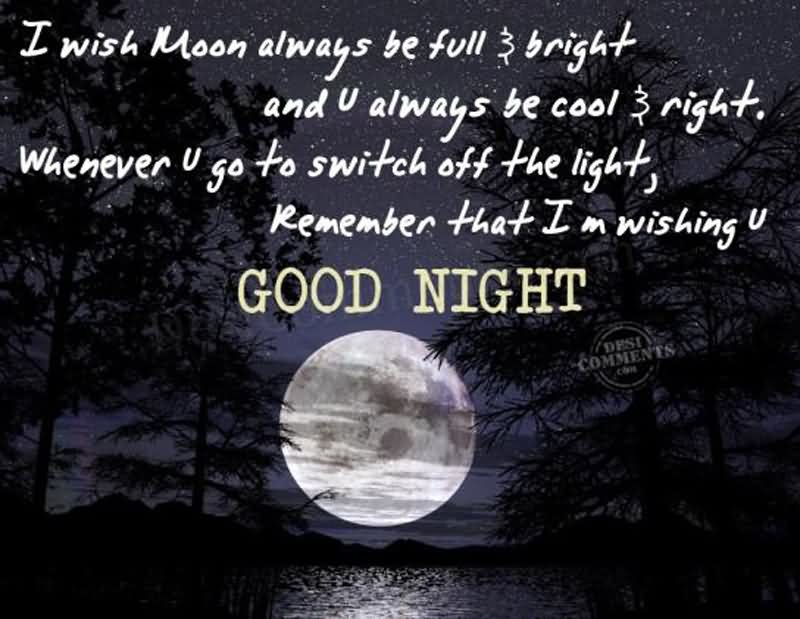 Elegant Good Night Love Quotes