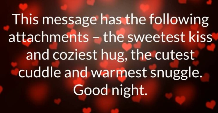 Exception Good Night Love Quotes