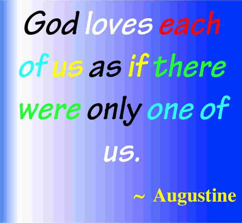 Fabulous Love Quotes About God