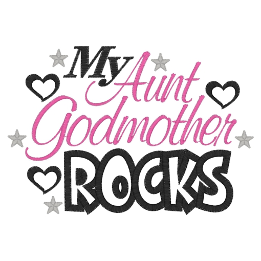 Godmother Quotes my aunt godmother rocks