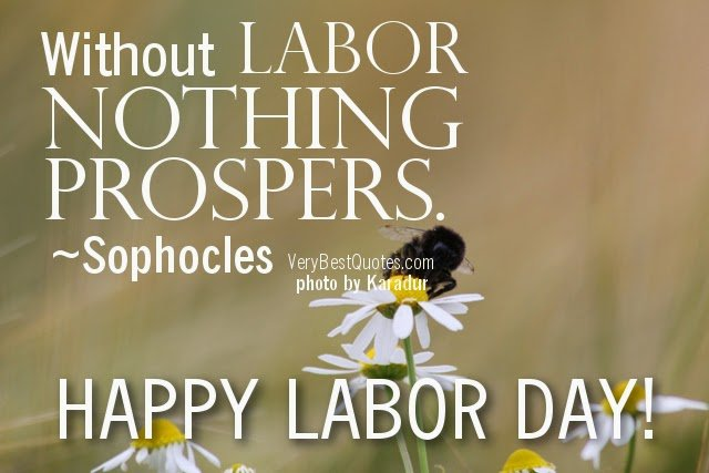 Have A Happy Labor's Day Quotes Wishes Wallpaper