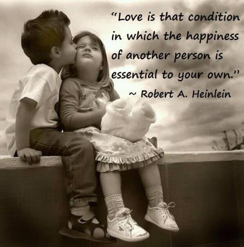 Inspirational Love Quotes love is that condition in whish