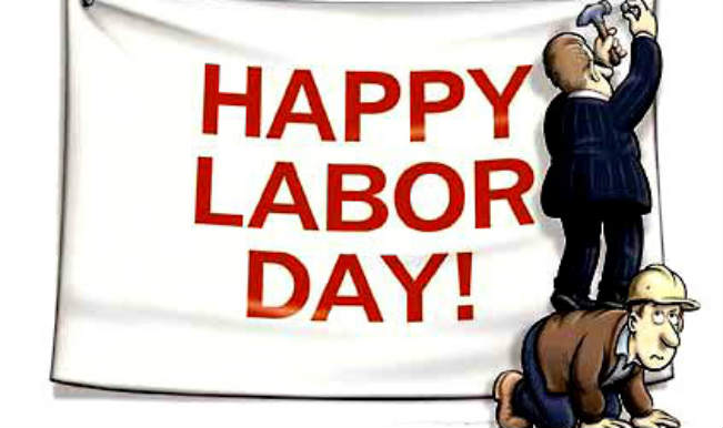 Labor Day Wishes Banner Images Graphic