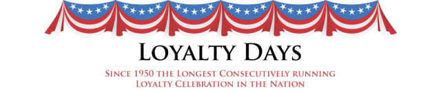 Loyalty Day To You Loyalty Celebration In the Nation
