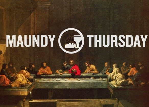 Maundy Thursday Celebrate Wishes Day