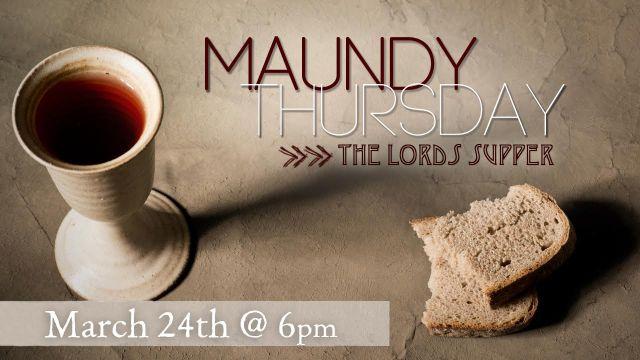 Maundy Thursday Images 01925