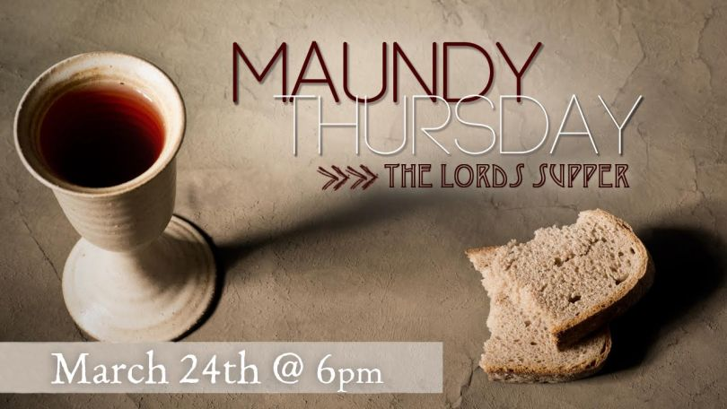 Maundy Thursday Images 01925