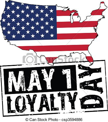 May 1 Loyalty Day America Image