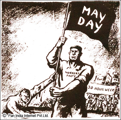 May Day Happy Labor's Day Wishes Images