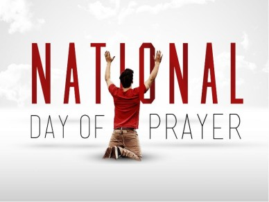 National Day Of Prayer Wishing Wallpaper