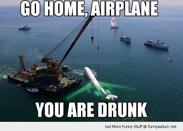 Plane Meme Go hom airplane