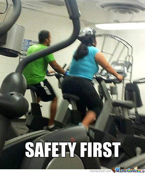 Safety Meme Safety first day