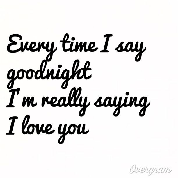 Short Good Night Love Quotes