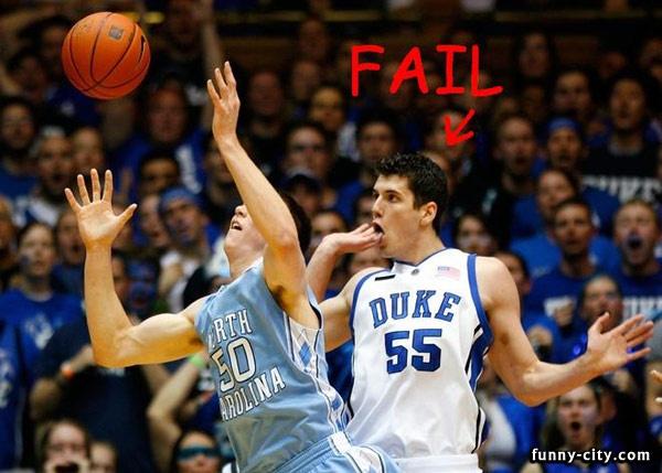 Sports Meme Fail