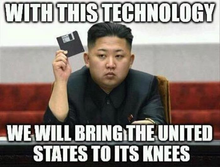 Technology Meme With this technology we will bring the united