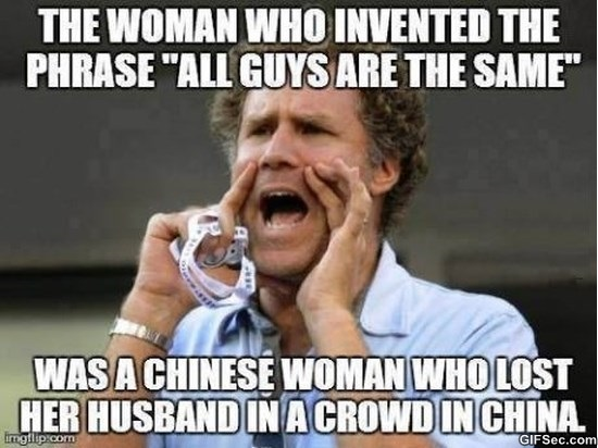 The woman who invented the phrase Woman Meme