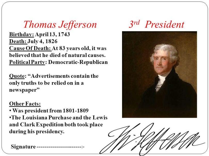 Thomas Jefferson Images 0115