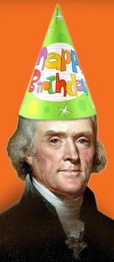 Thomas Jefferson Birthday Images 0128