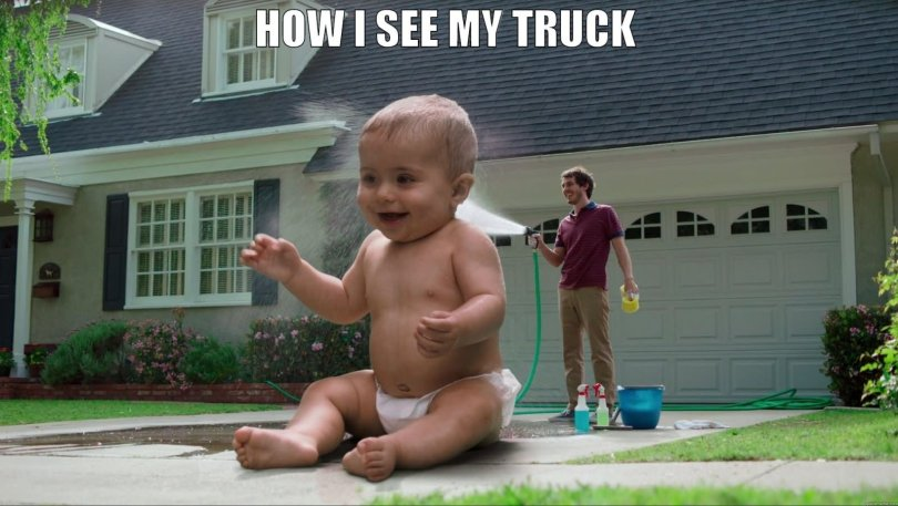 Truck Memes How i see my truck