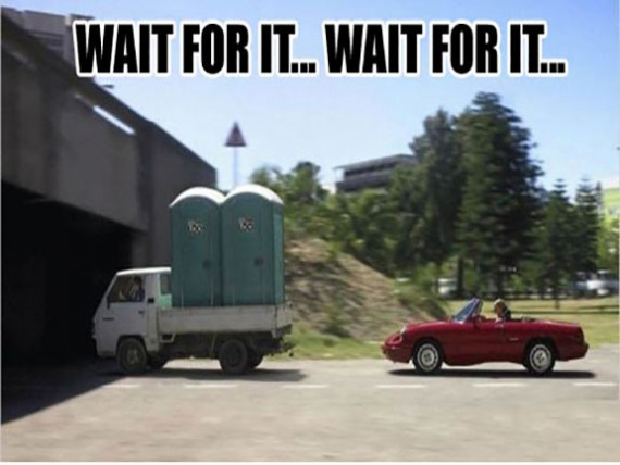Wait for it wait for it Truck Memes