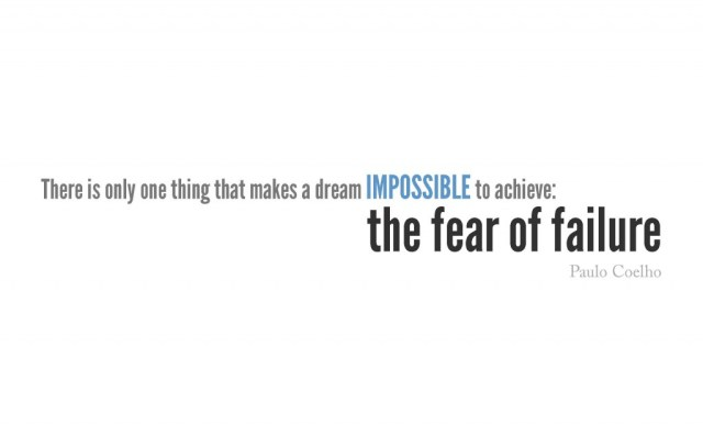 impossible quotes there is only one thing that makes a dream impossible