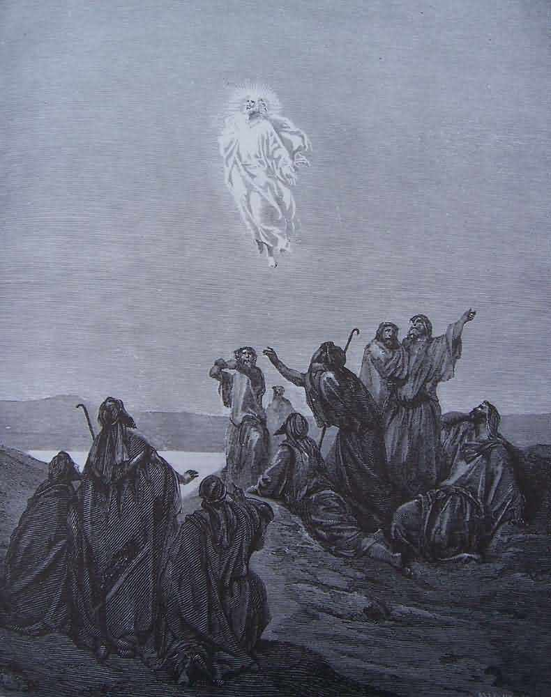 Happy Ascension Day Jesus Images
