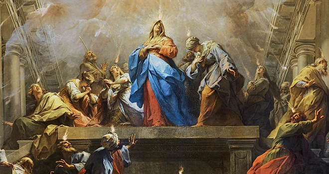 Happy Pentecost Greetings Images