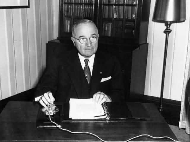 Happy Truman Day 802