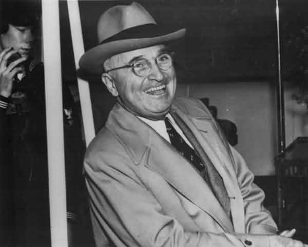 Happy Truman Day 816