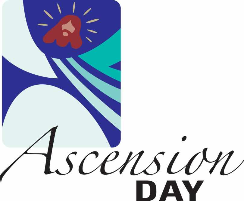 Have A Blessed And Happy Ascension Day Clipart