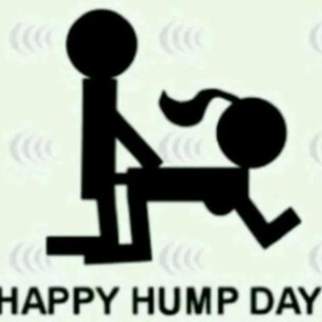 Hump Day Meme Dirty Happy hump day