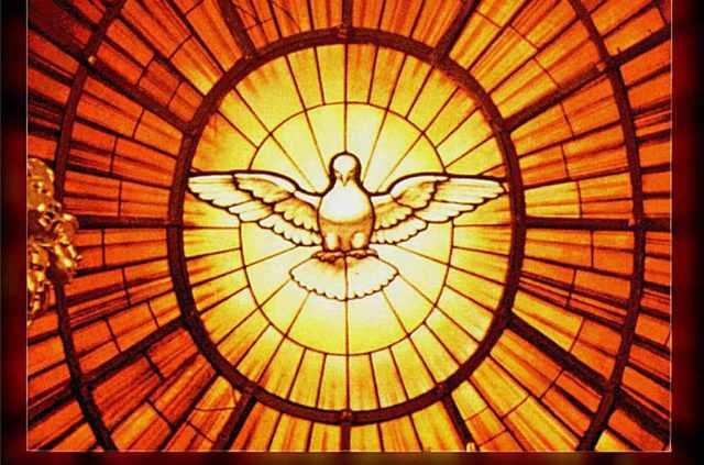 Pentecost Symbol Wallpaper