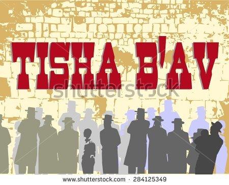 08 Tisha bav Images
