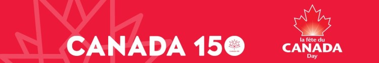 150 Year Happy Canada Day Banner Picture
