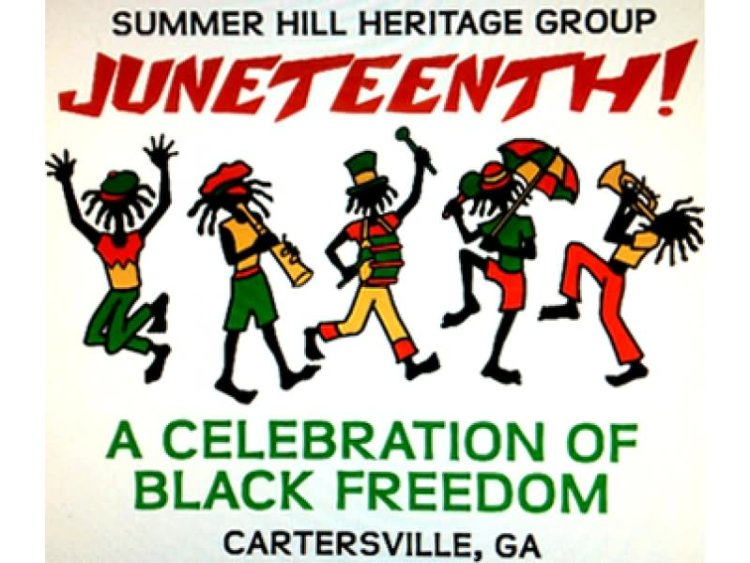 A Celebration Of Black Freedom Juneteenth Greetings Images