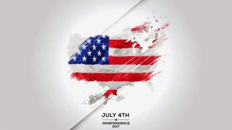 Awesome The Fourth of July Happy Independence Day Wishes Wallpaper