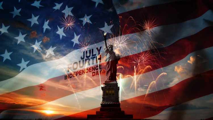 Best Greetings Happy 4th of July Wishes Message Image
