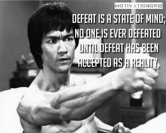 Bruce Lee Quotations