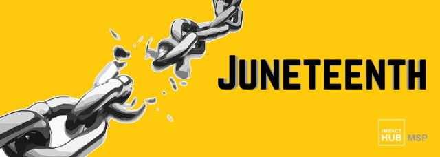 Celebrate Freedom Happy Juneteenth Wishes Message Image