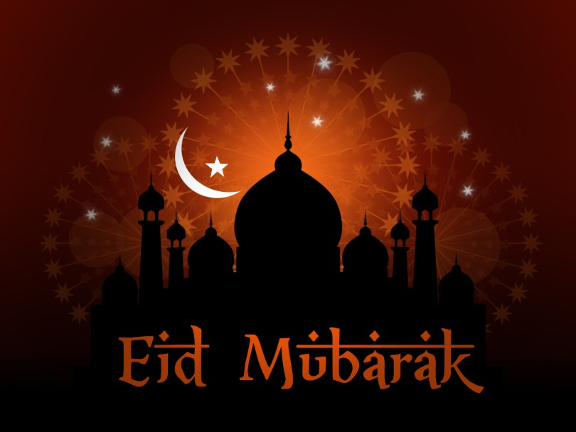 Eid al-Fitr Greetings Message For Friends And Family Image